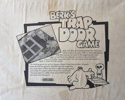 Trap Door Game Back