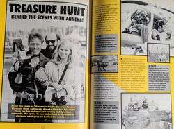 Treasure Hunt Look In