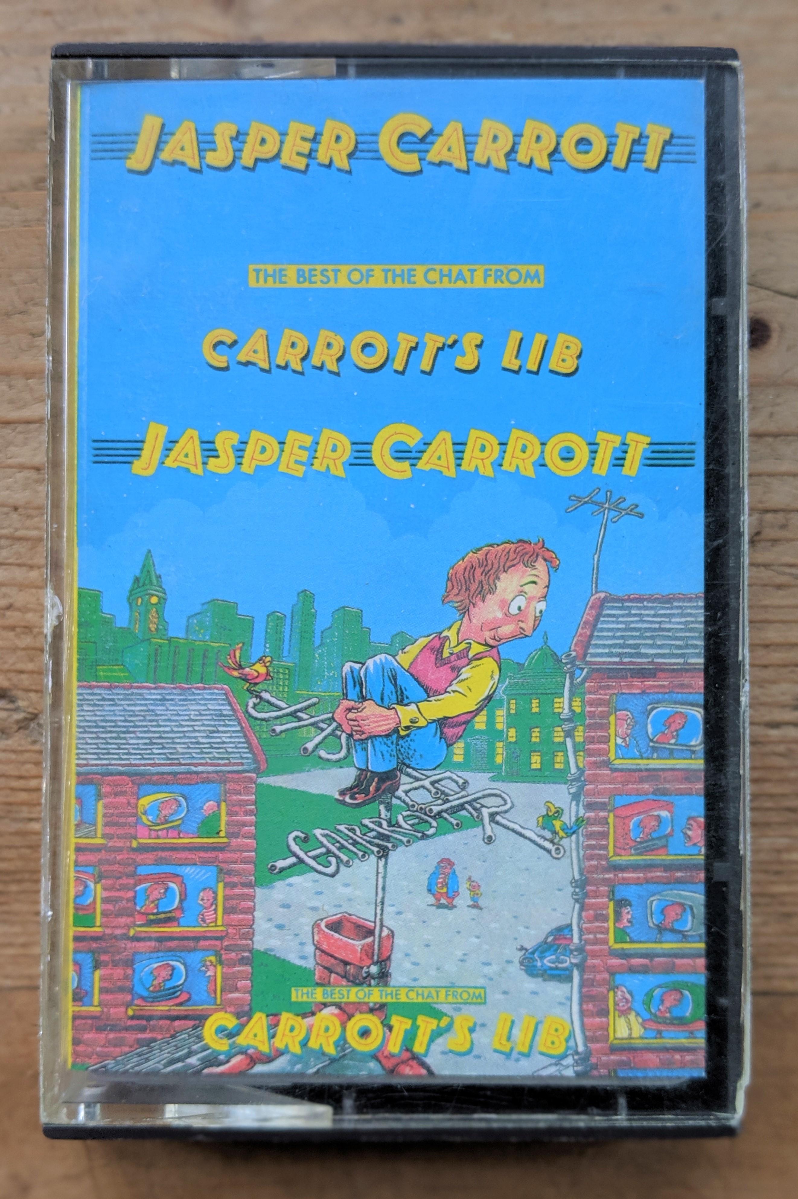 Carrott's Lib Cassette