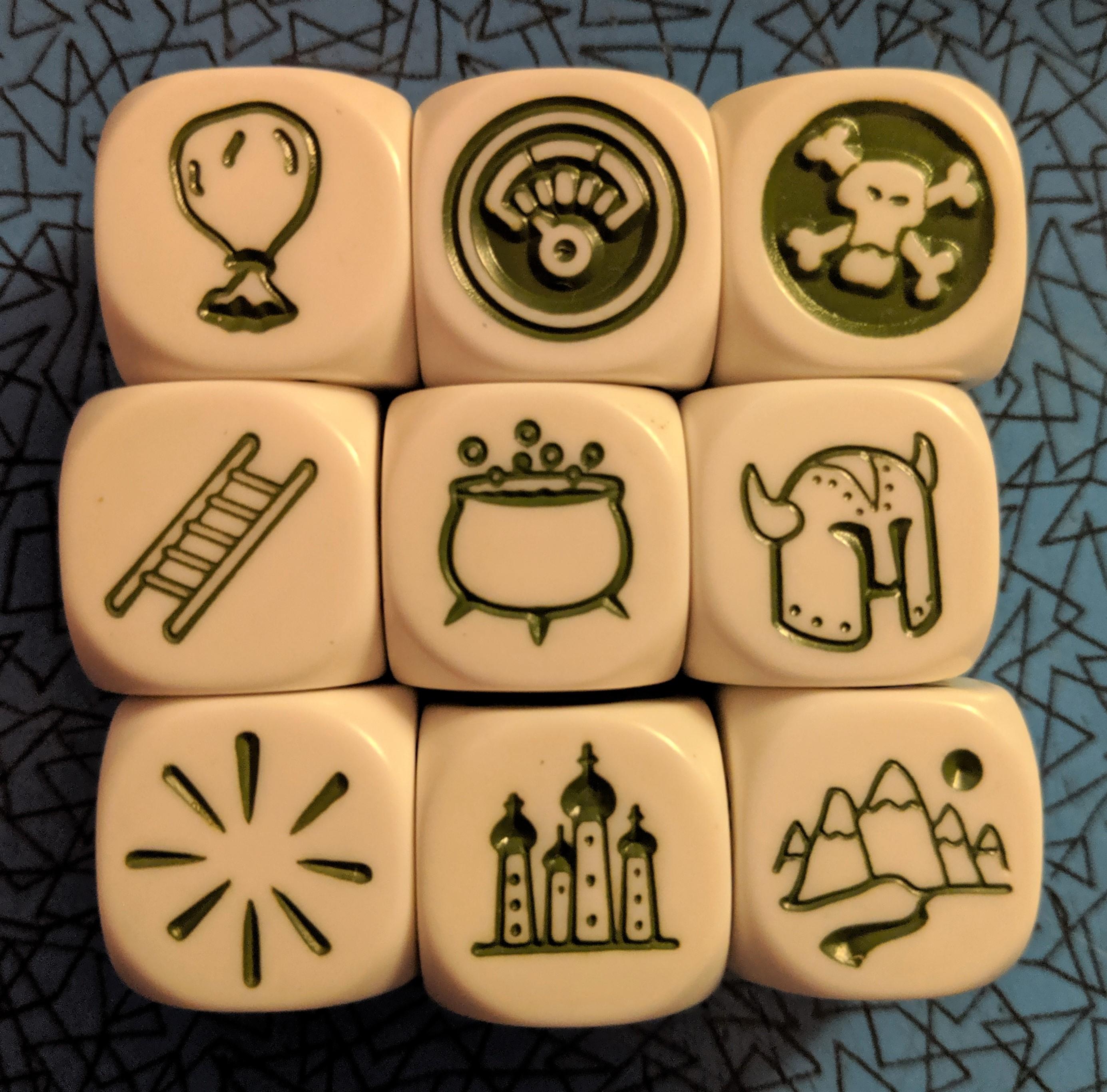 Eli's Story Cubes