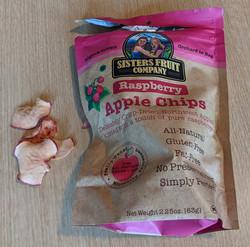 Apple Raspberry Chips