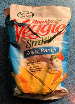 Ranch Veggie Straws