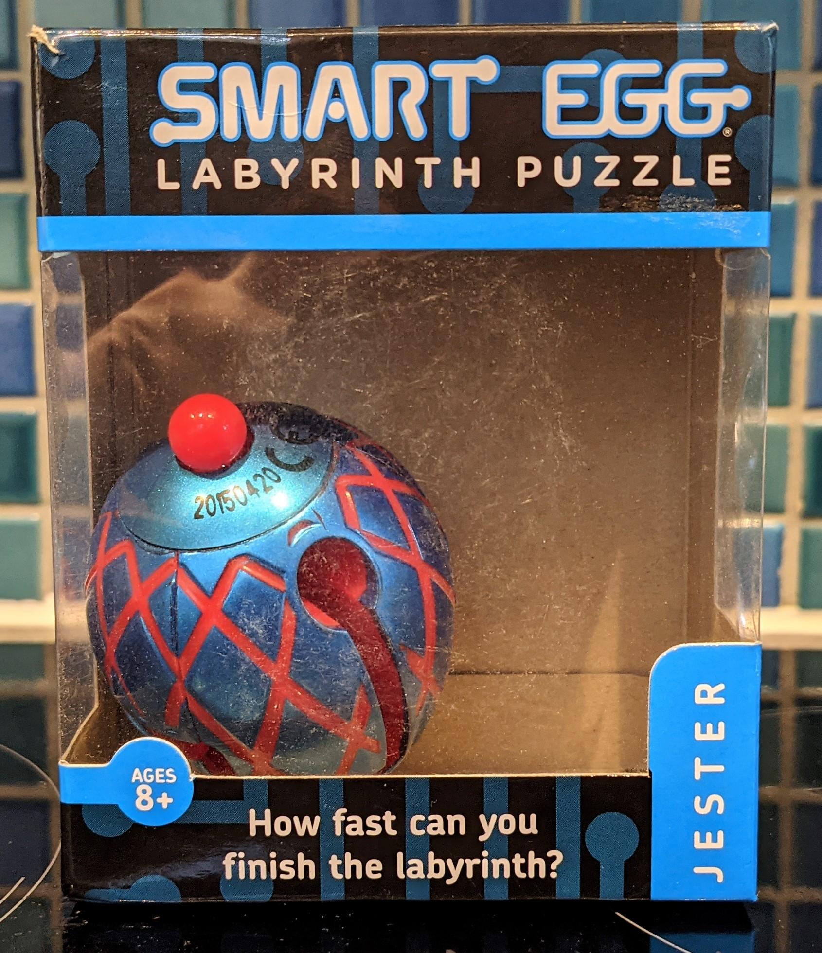 Smart Egg Box