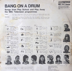 Bang on a Drum BBC Back Cover