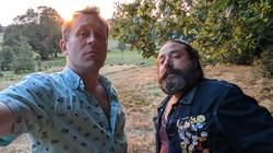 17 Paul & Eli on the Hunt
