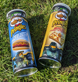 Limited Edition Pringles