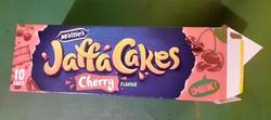 Jaffe Cakes Cherry
