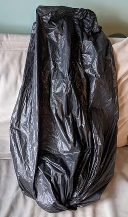 The Black Bin Bag!