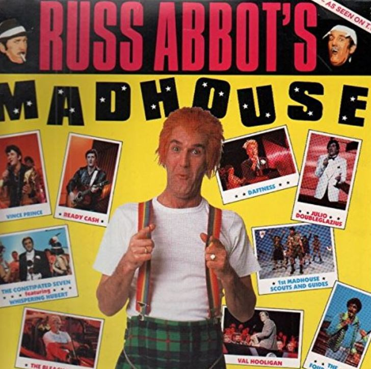 Russ Abbott MadHouse