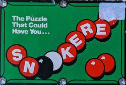 Snookered Puzzle Front