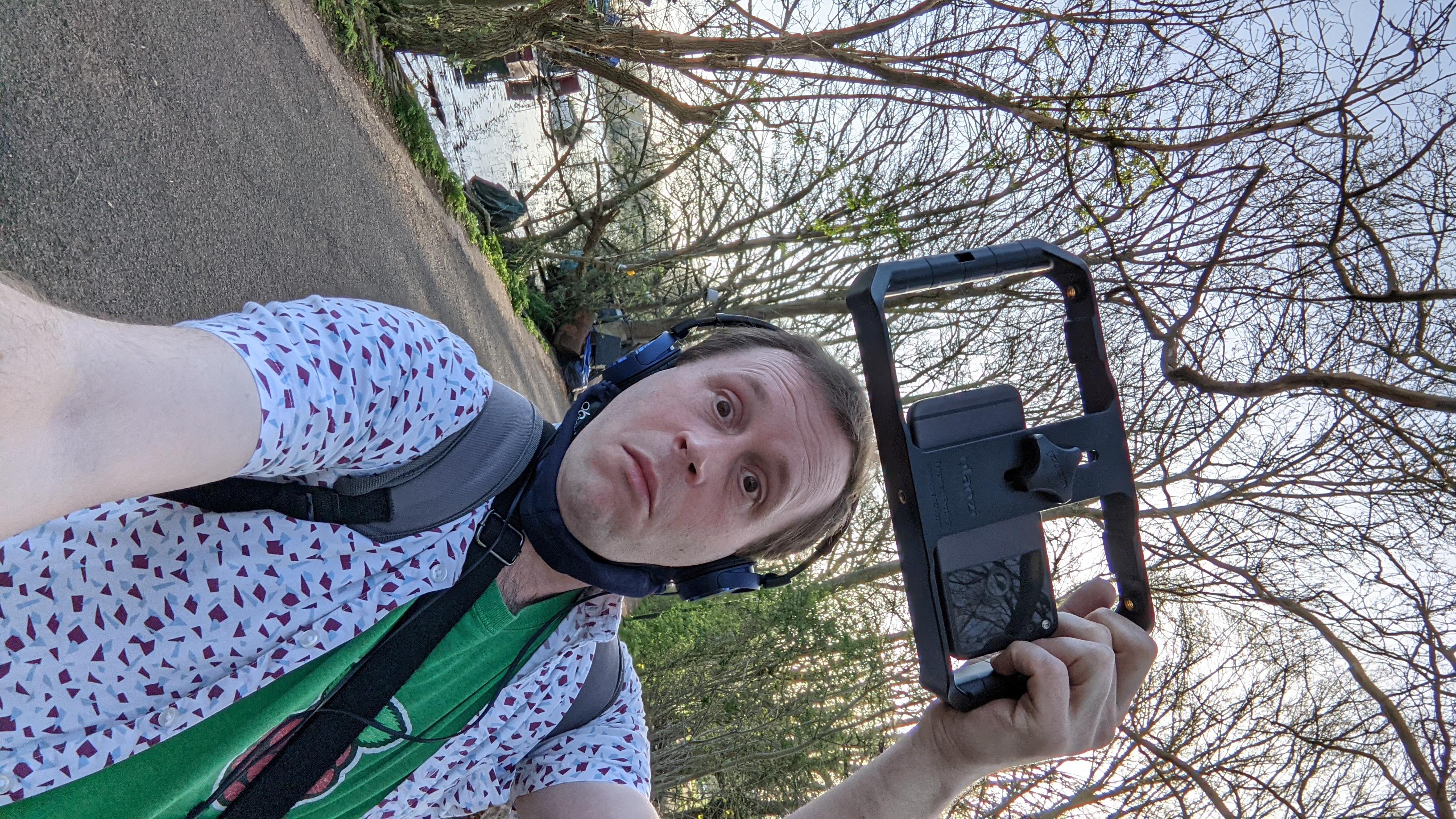 Gannon's Camera Rig