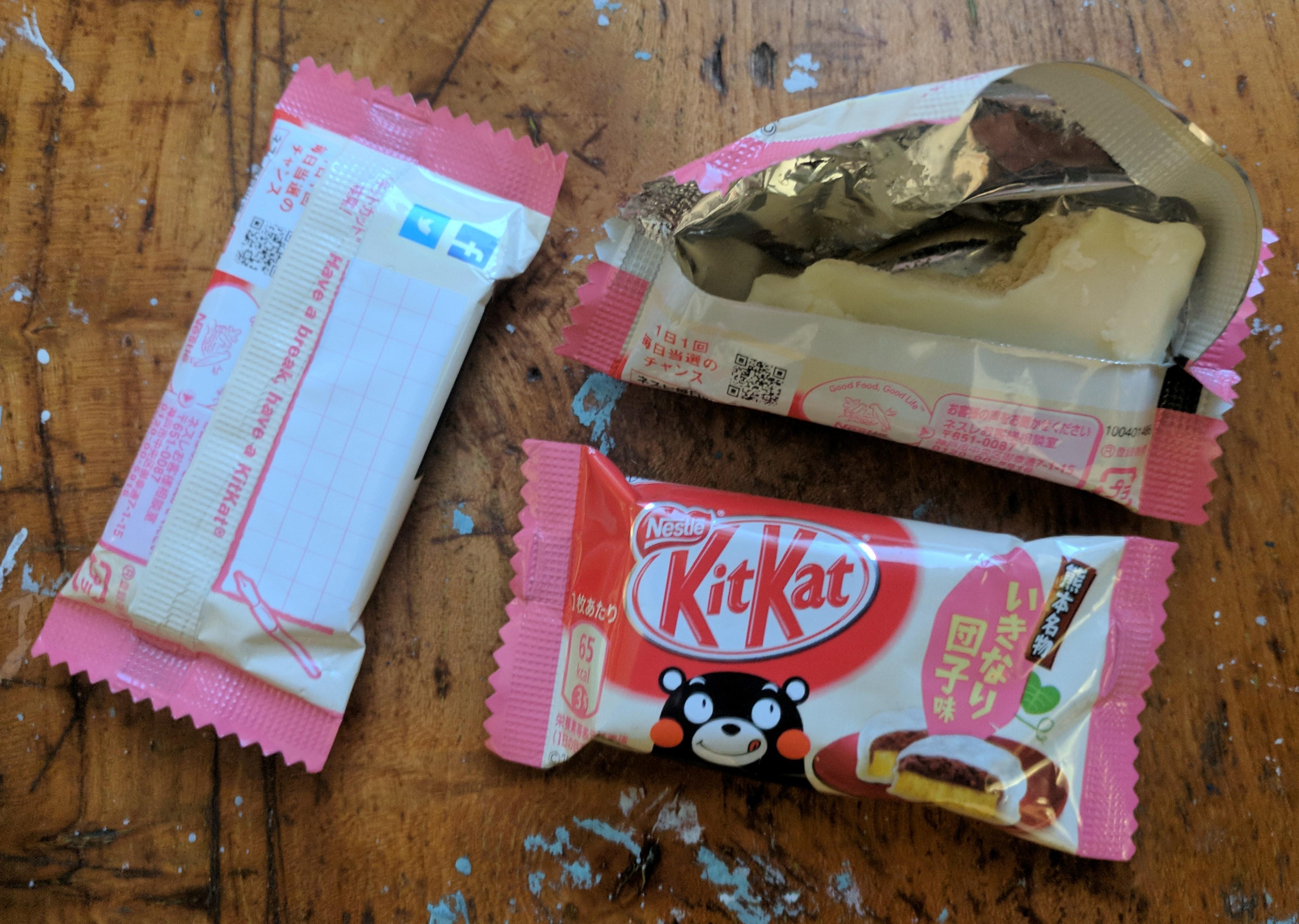 Odd Kit Kat