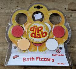Dip Dab Bath Fizz