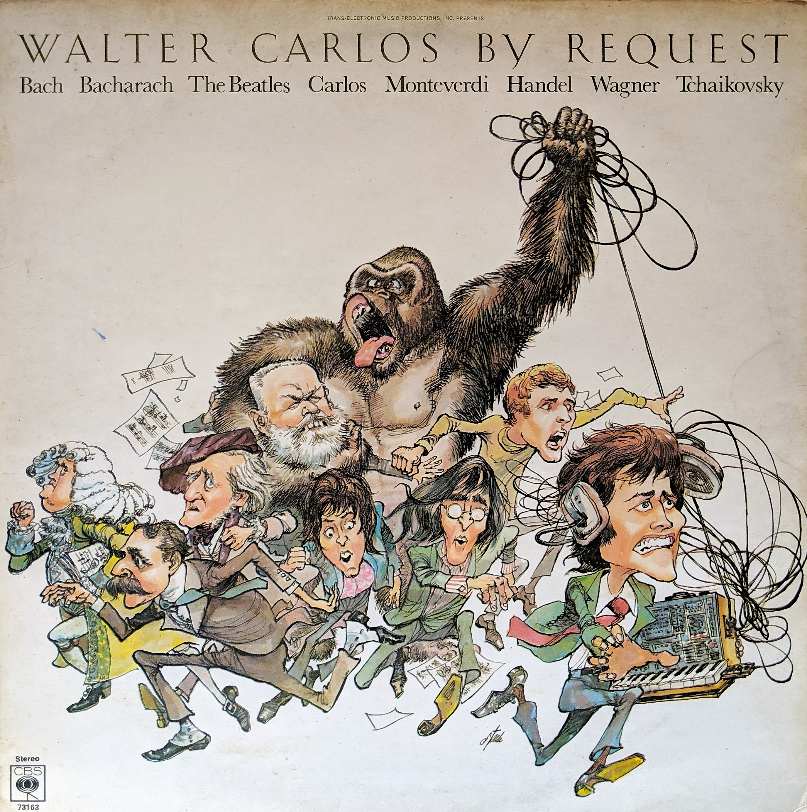 Walter Carlos By Request