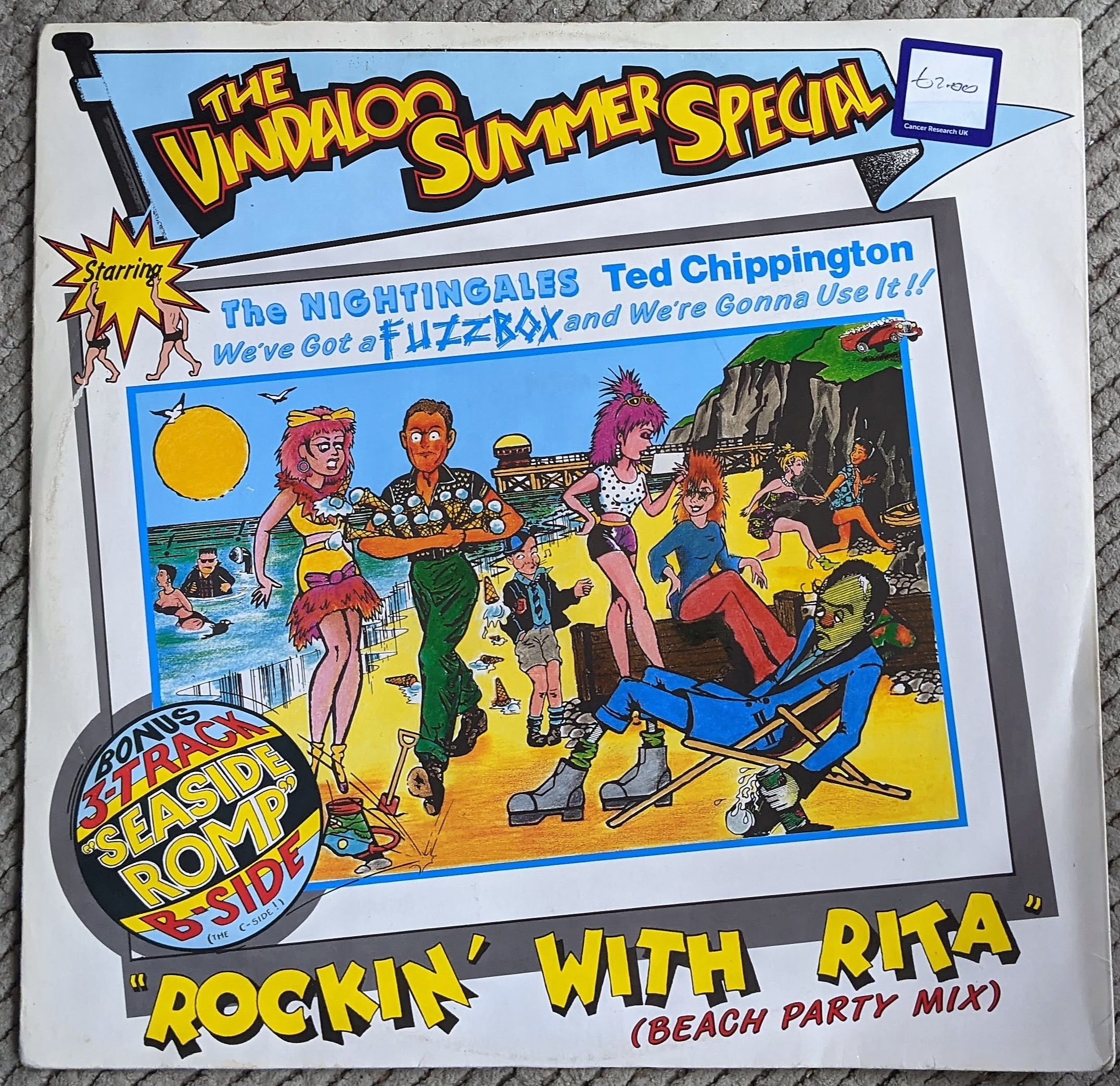Vindaloo Summer Special Cover