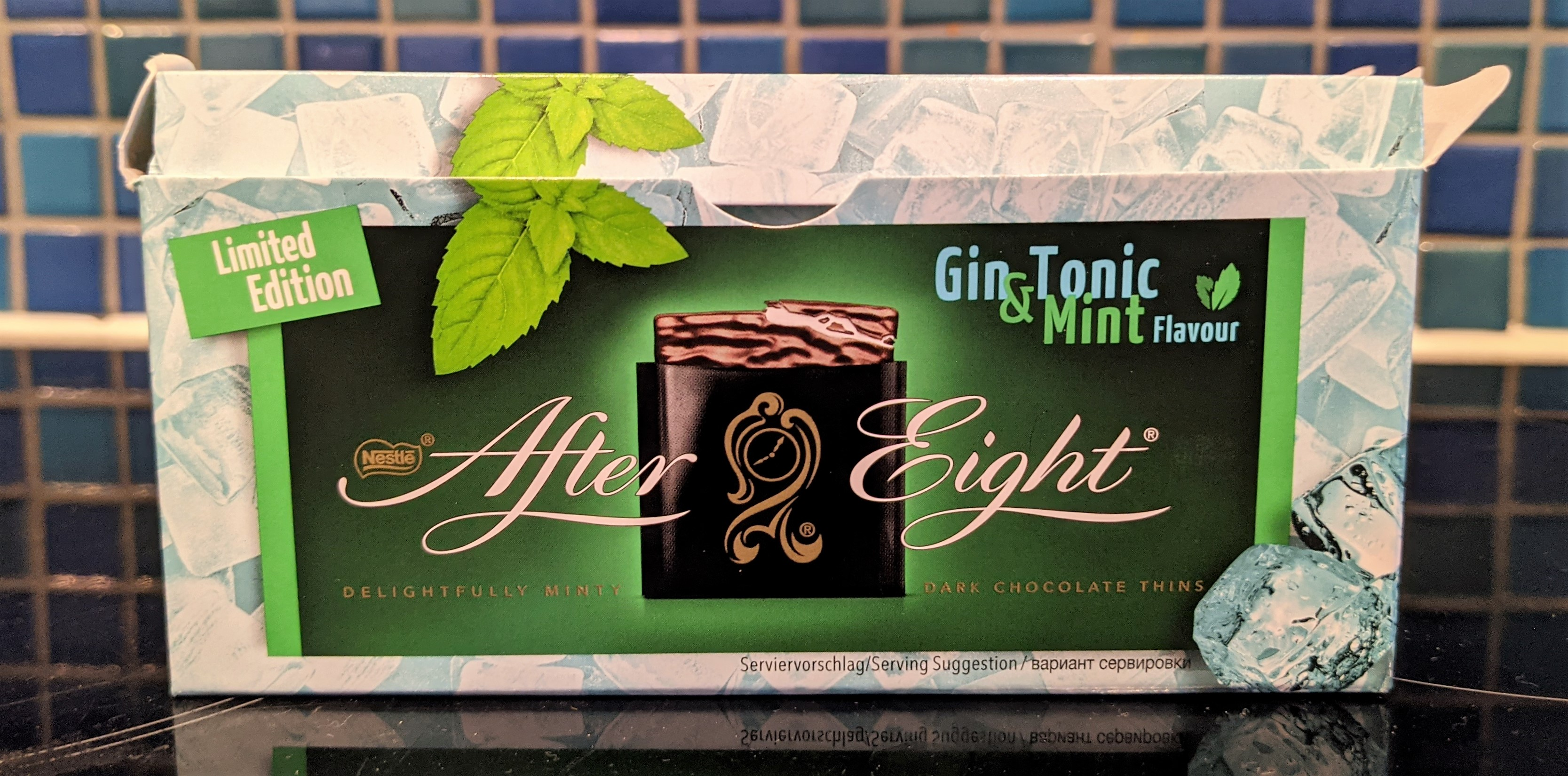 After Eight G&T