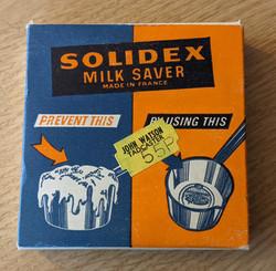 Solidex Milk Saver Front