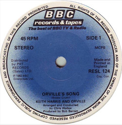 Orville's Song BBC