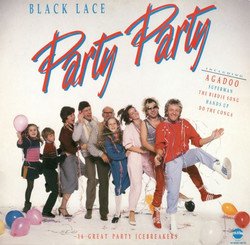 Back Lace Party Party