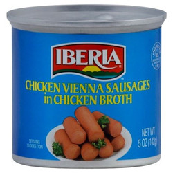 Iberia Chicken Sausage