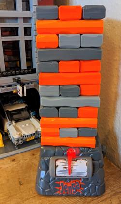 Jenga Quake Built