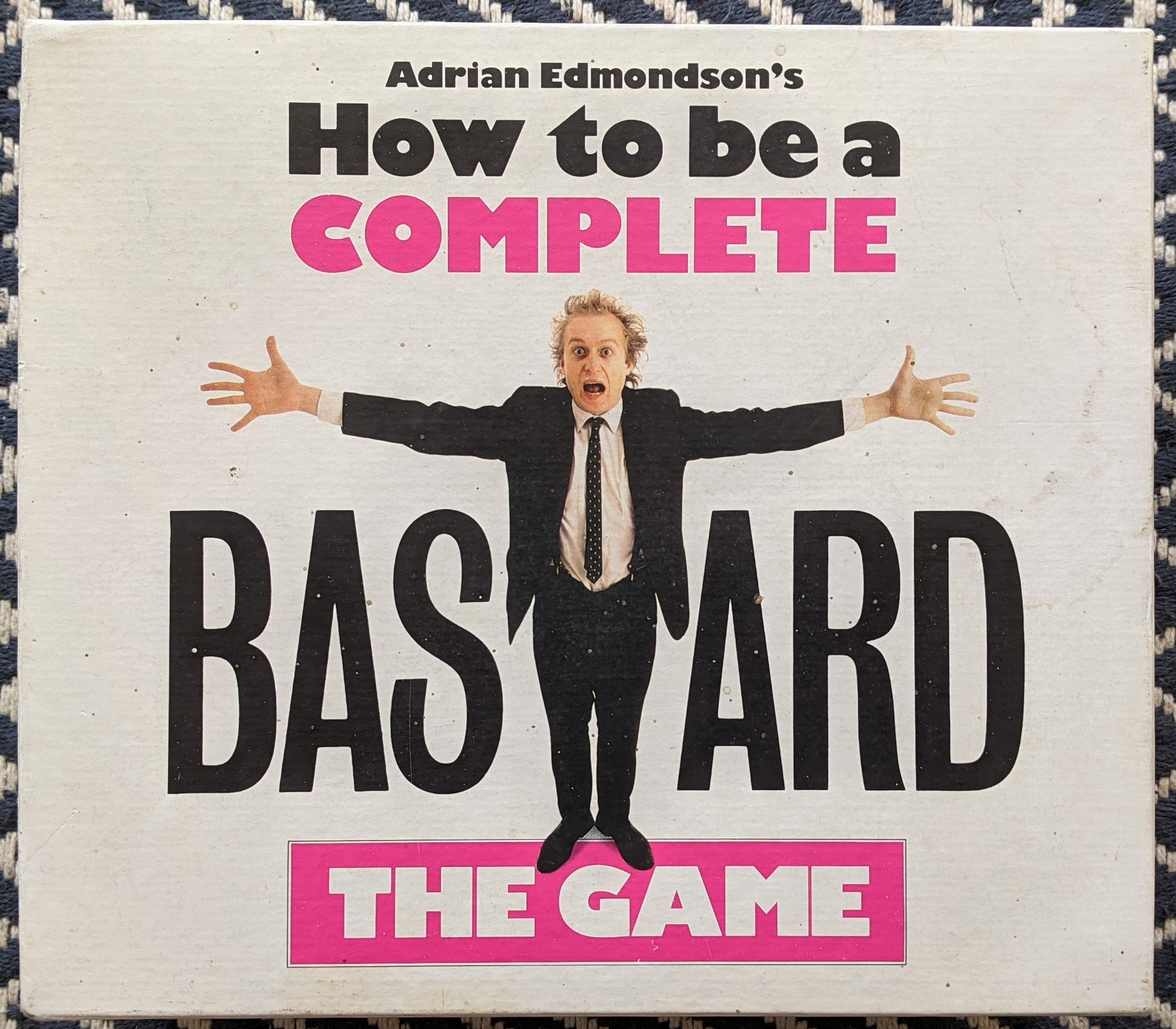 HTBAC Bastard Game Box