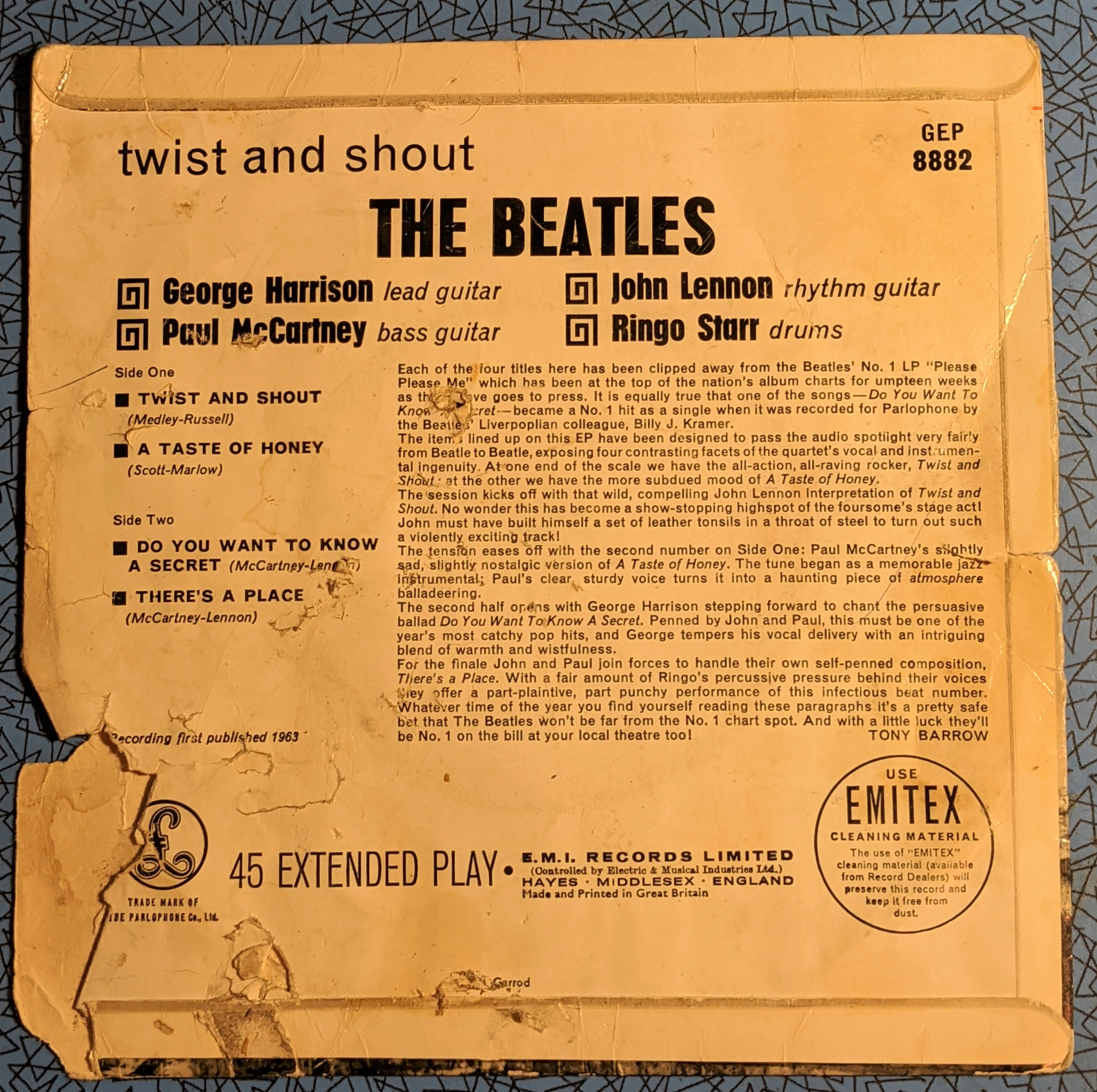 Beatles EP
