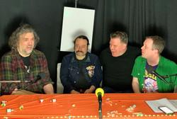 Biffo, Ash, Eli and Gannon