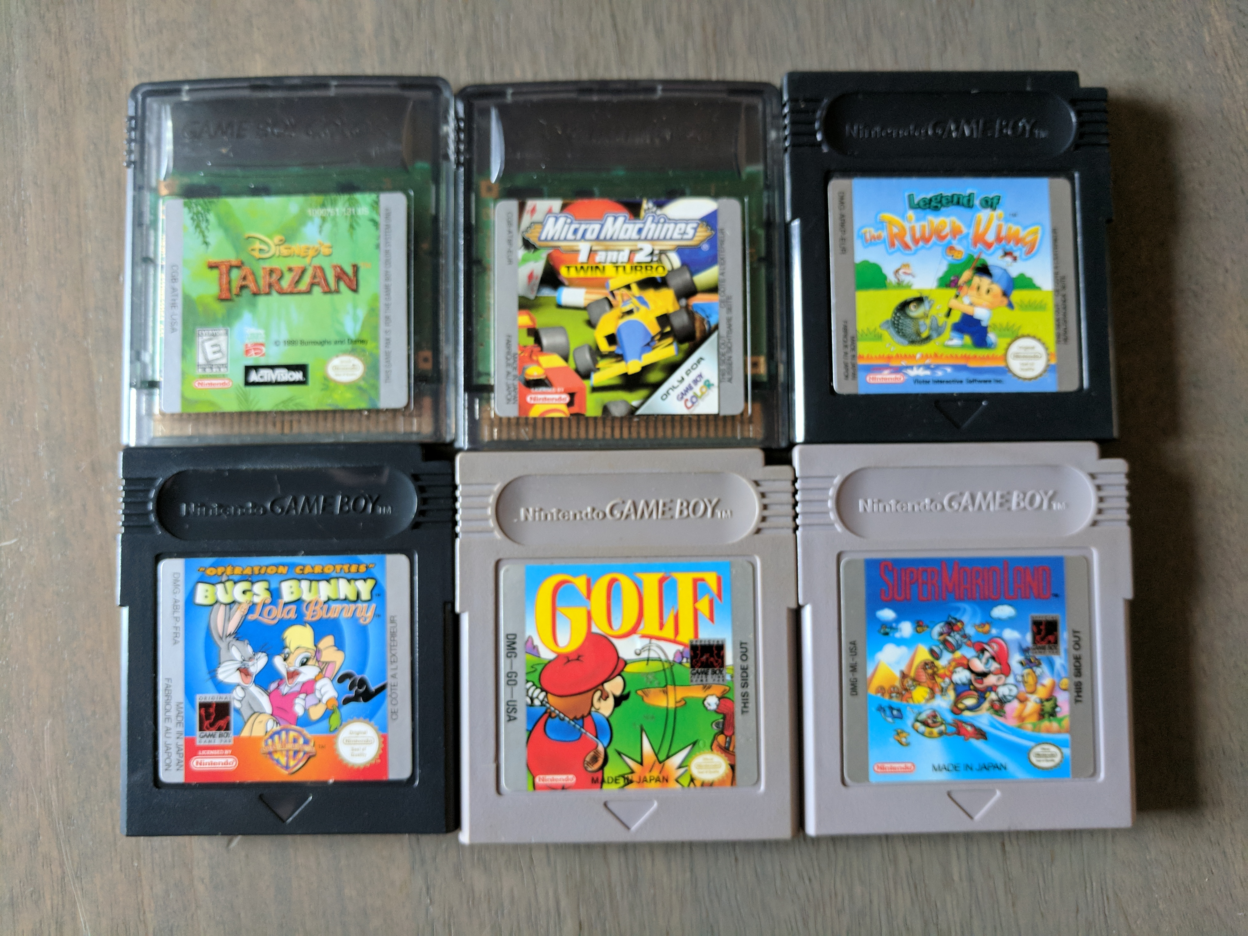 Game Boy Games 03