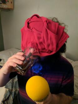The Masked Drinker