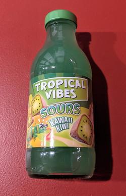 Sour Kiwi Drink