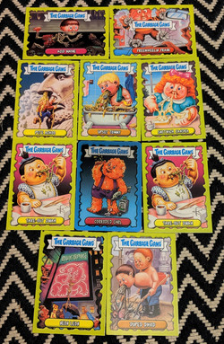 More GPK Cards