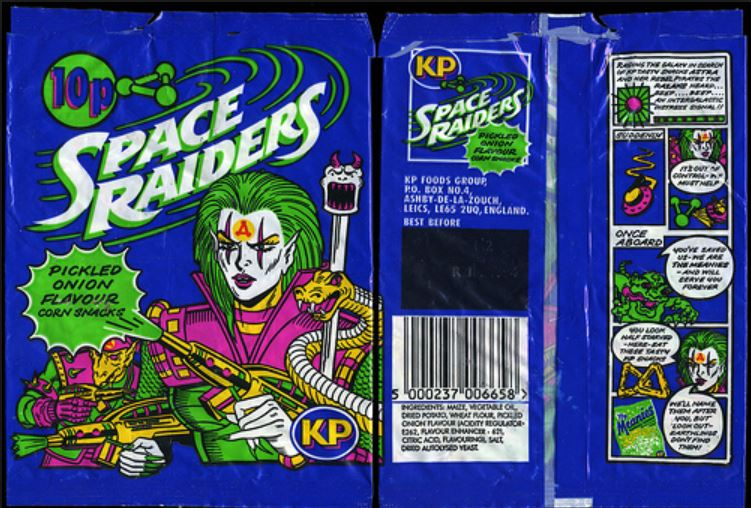 Old Space Raiders