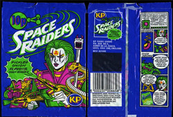 Old Space Raiders