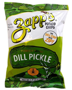 Zapps Pickle Crisps