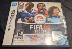 Fifa DS Game