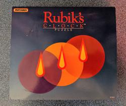 Rubiks CLock Box