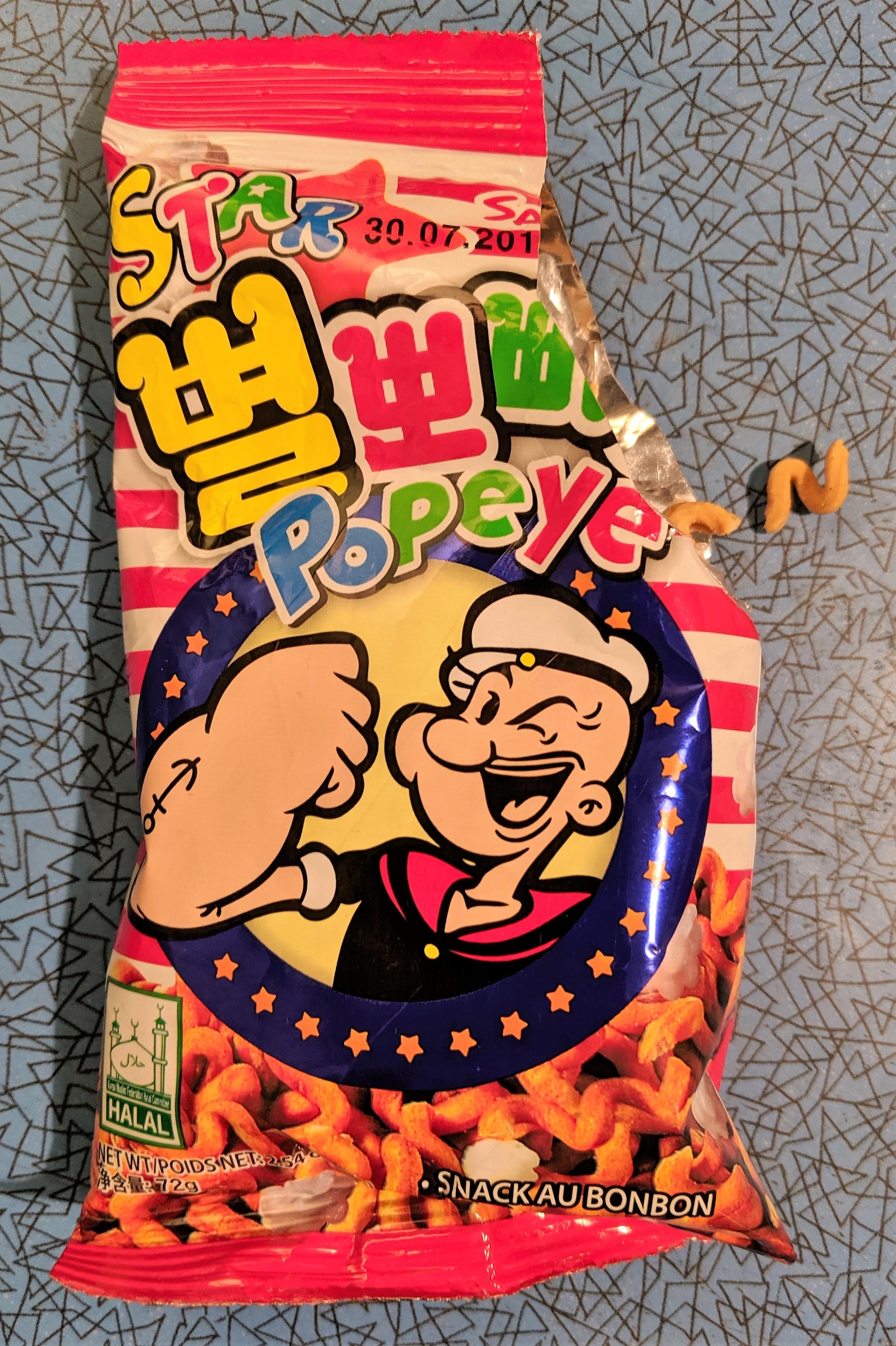 Popeye Noodle