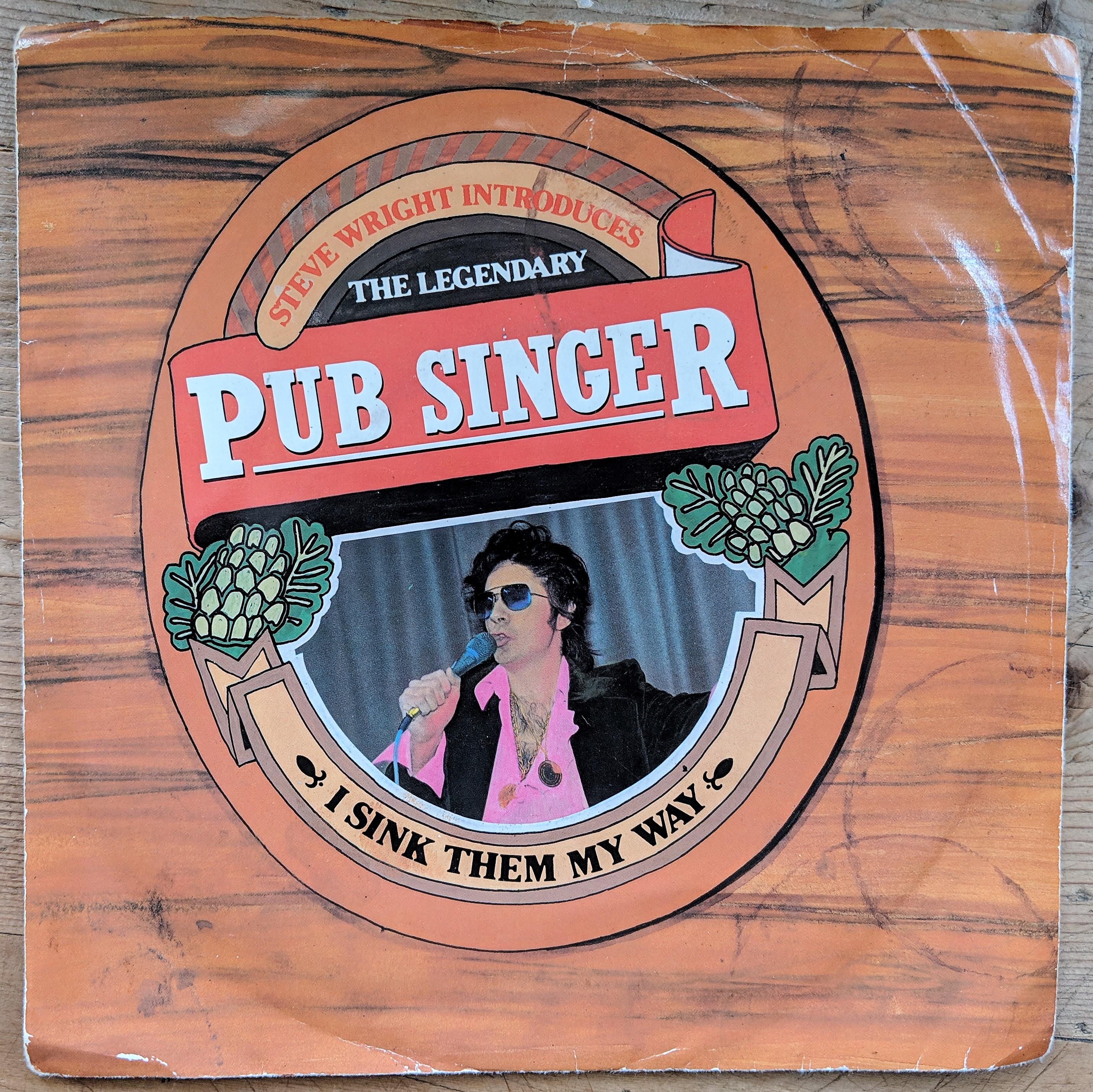 Pub Singer Front