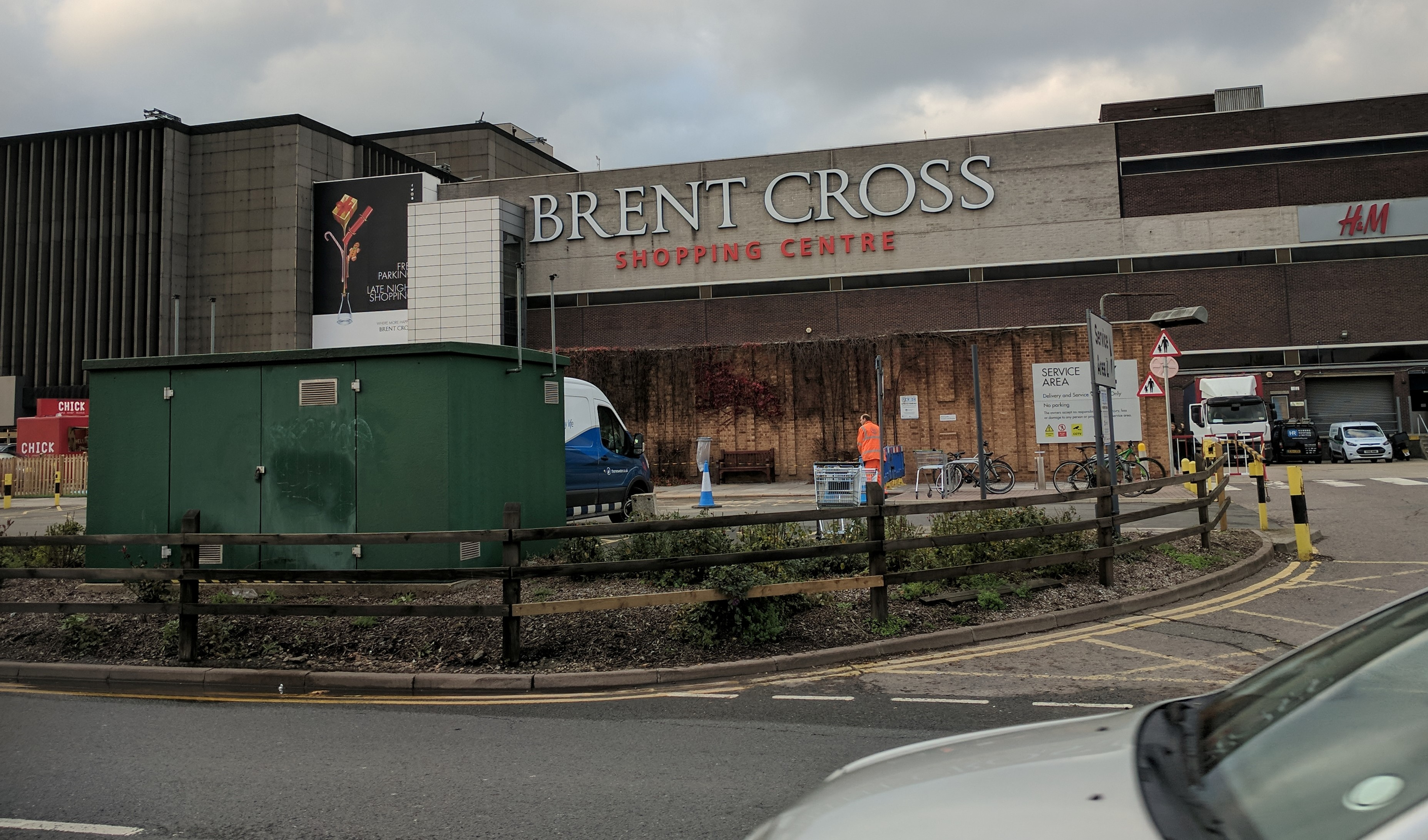 Glorious Brent Cross