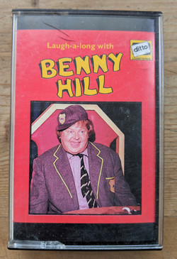 Benny Hill Cassette