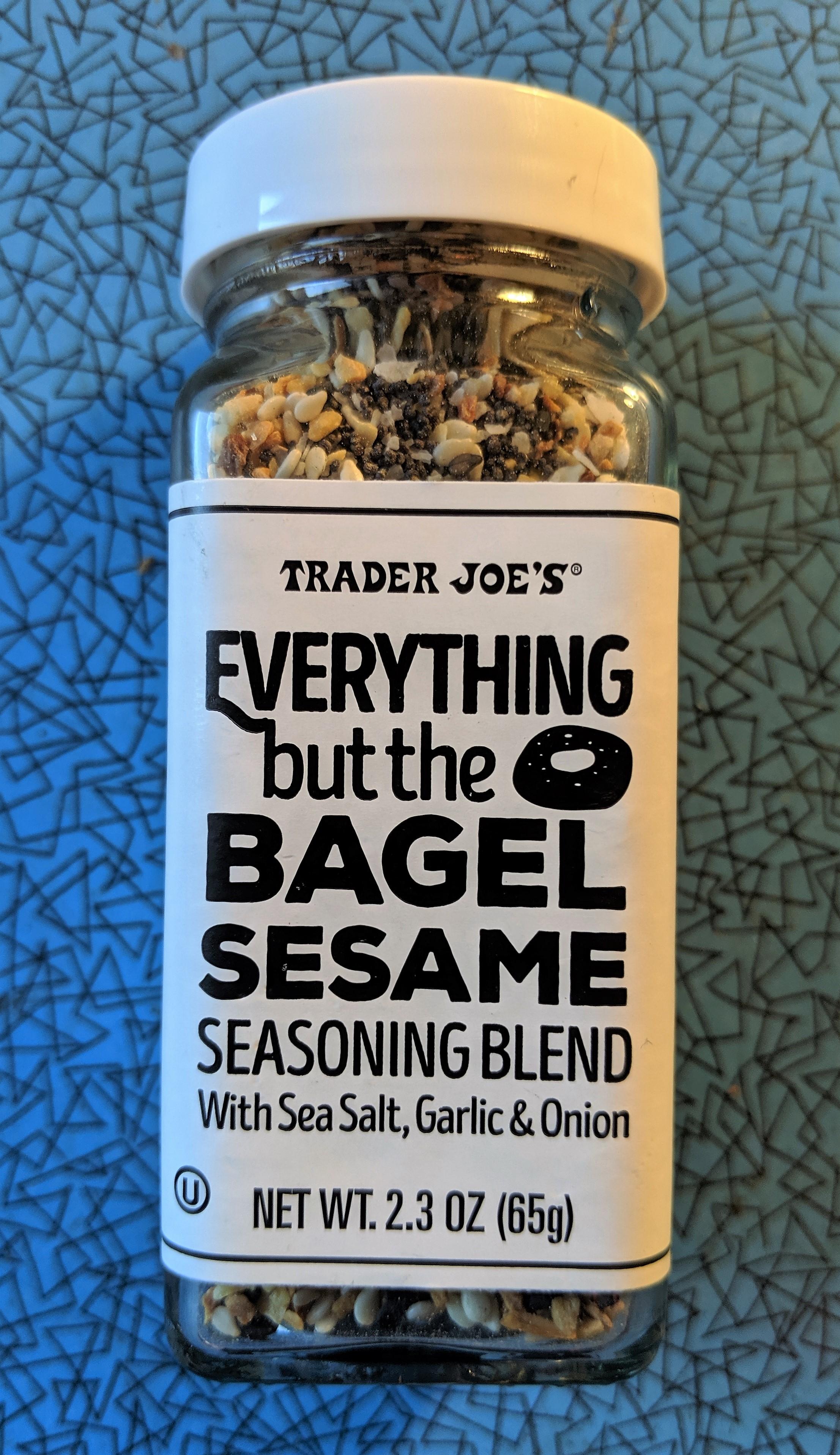 Bagel Seeds