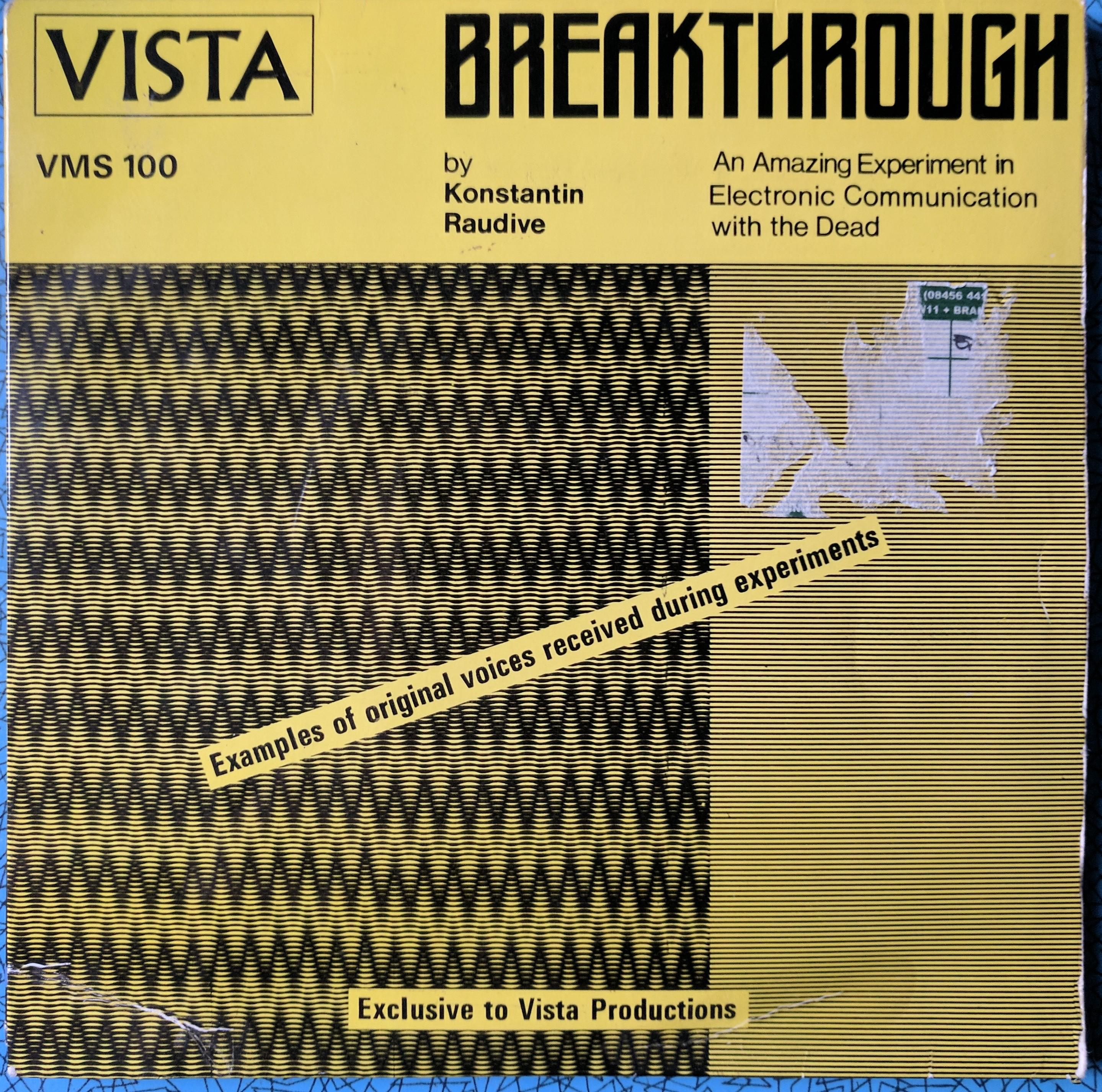 Breakthrough EVP Side A