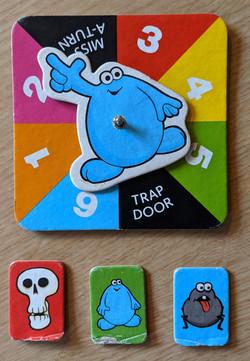 Trap Door Characters