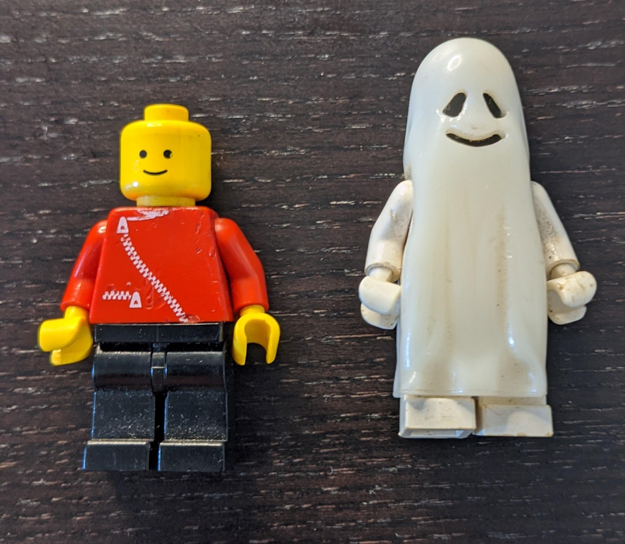 Lego Mini Figs