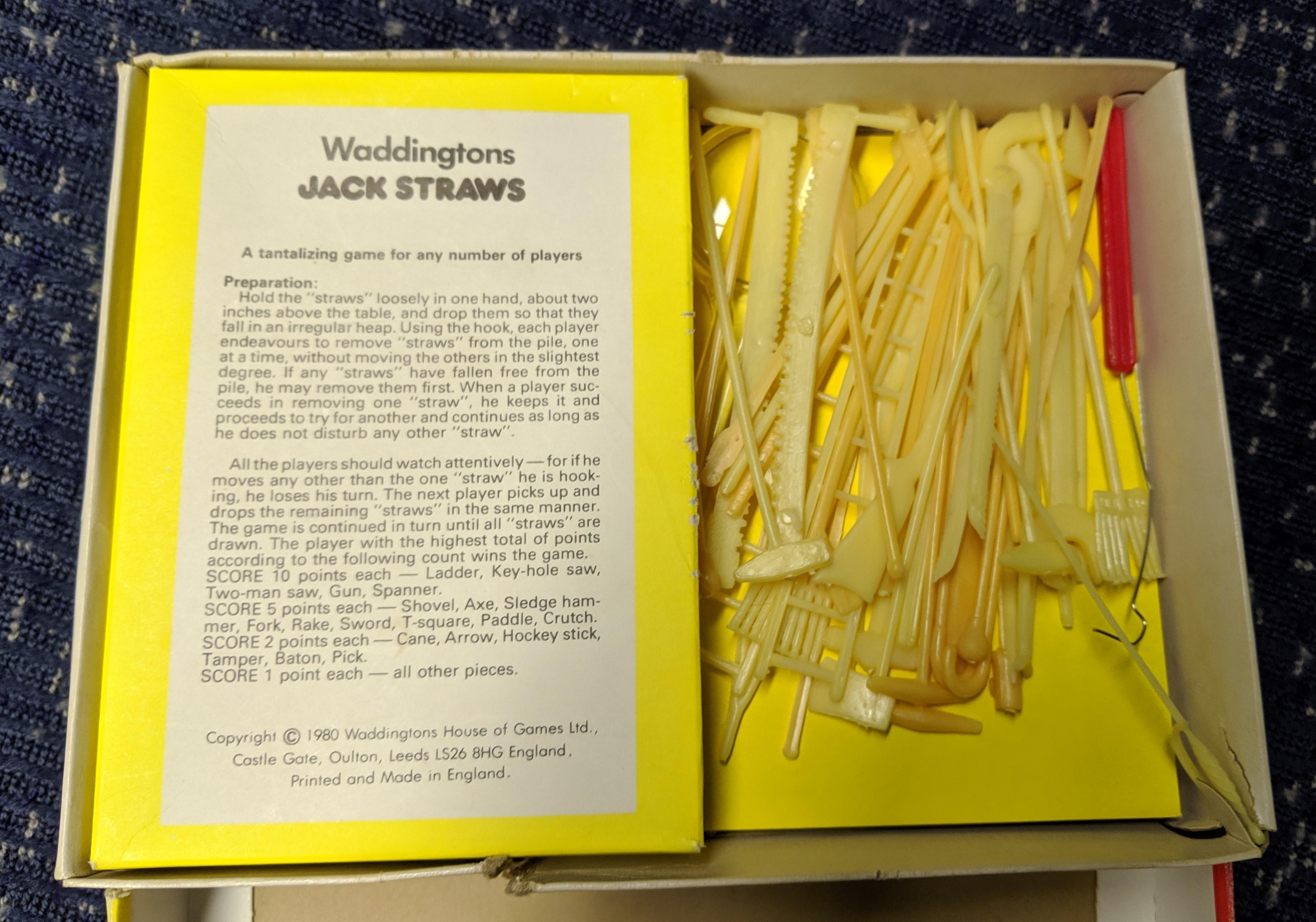 More Straws