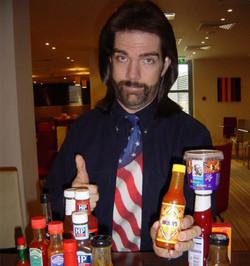 Billy Mitchell's Hot Sauce