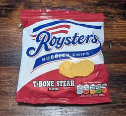 Roysters T Bone Crisps