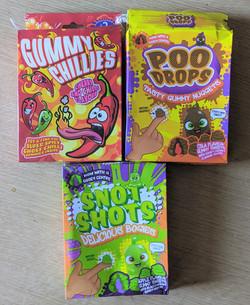 Horrible Gummies