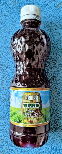 Turnip Juice